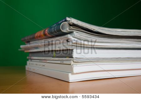 Magazines And Research
