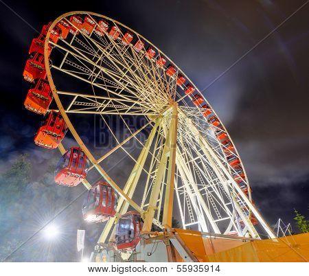 Skyview Wheel Fremantle, Australia