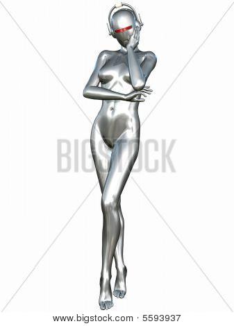 Sexy Cyborg