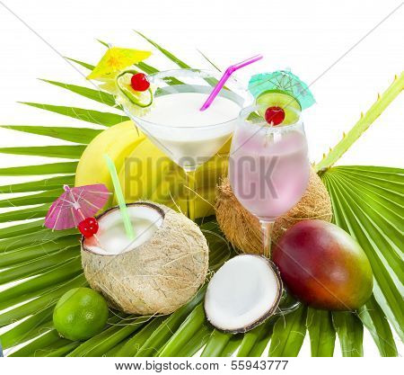 Coconut Cocktail.