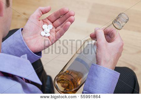 betrunkener Drogen zu nehmen.