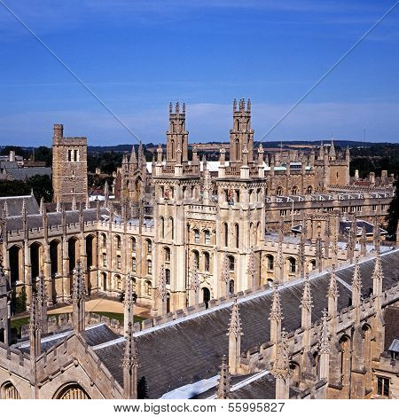All Souls College, Oxford.