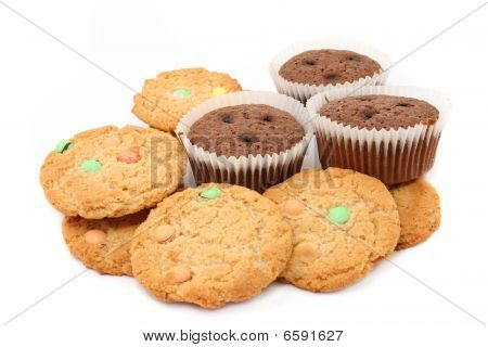 Biscuits And Cookies