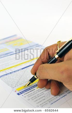 Firma de forma Legal