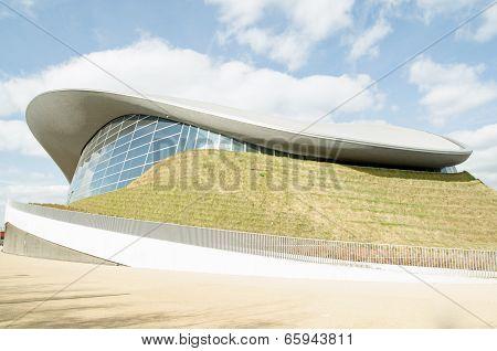 Aquatics Centre, Park, London
