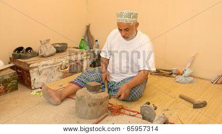 Omani Coppersmith