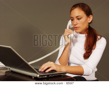 Office Girl 1079
