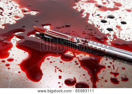 Surgeon knife