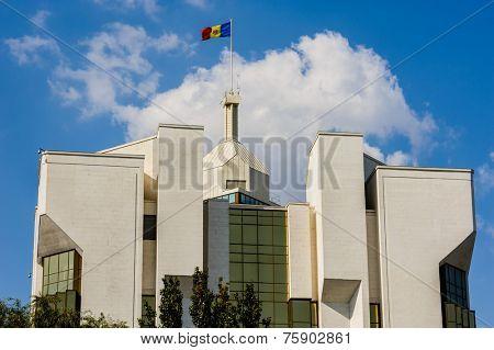 President's administration building, Chisinau, Moldova