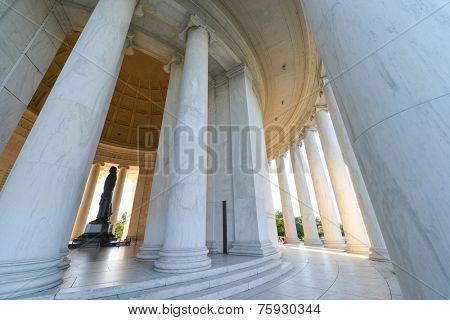 Jefferson Memorial - Washington DC, United States of America