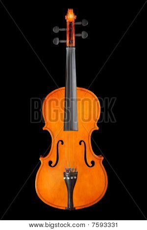 Isolated Violin