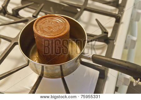 Heating Dinner