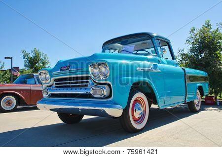 1958 Chevrolet Apache Pickup Truck