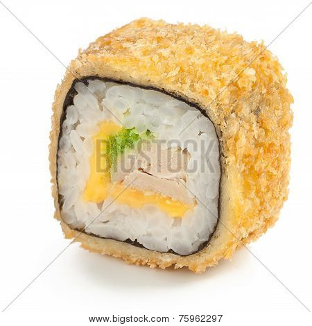 Tori Tempura Maki Japanese Roll