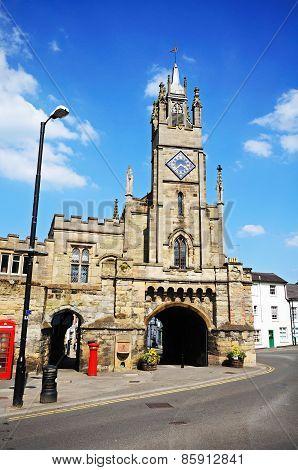 Eastgate, Warwick.