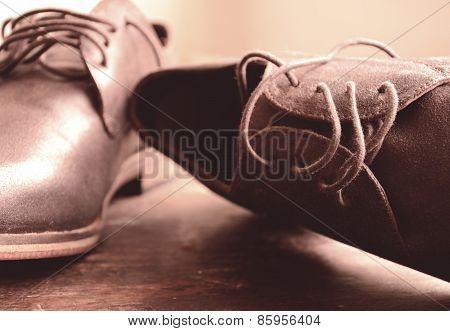 Beautiful man shoes