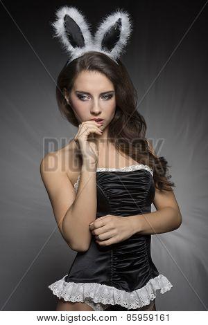 Sexy Rabbit Woman