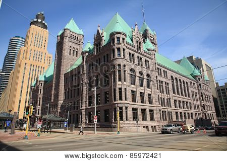 Minneapolis City Hall