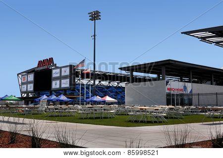 Avaya Soccer Stadium Home of San Jose Earthquakes