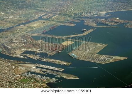 Long Beach Port