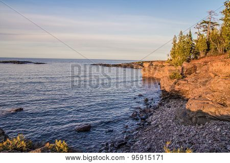 Lake Superior Coast