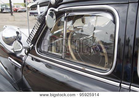 1947 Chevy Fleetmaster Car Interior