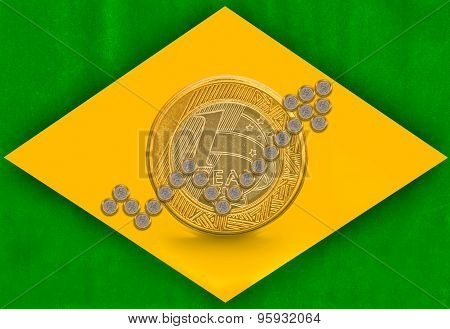 Brazilian growth Flag