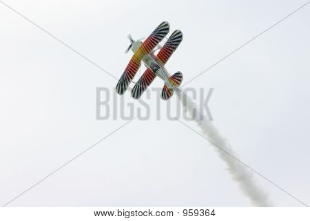 Biplane Performer