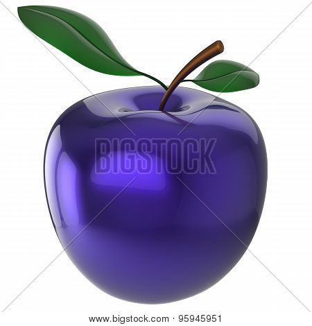 Blue Apple Experiment Food Research Nutrition Laboratory Fruit