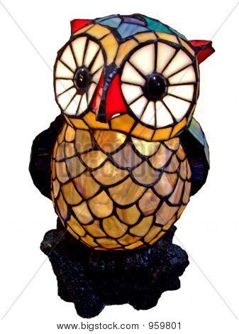 Keramiek Owl