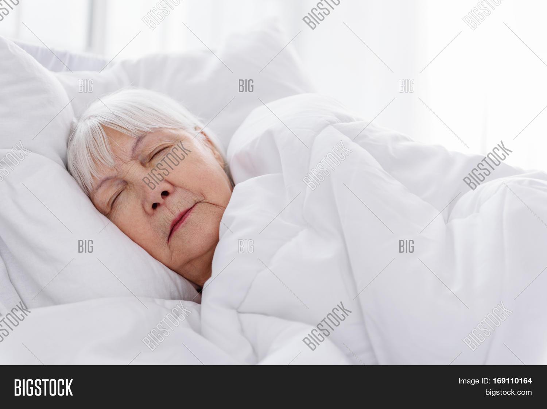 Sleeping granny pics