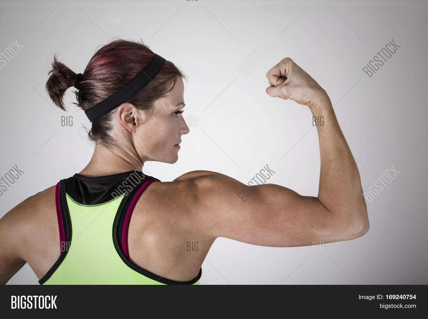 Female body ripped MEET THE