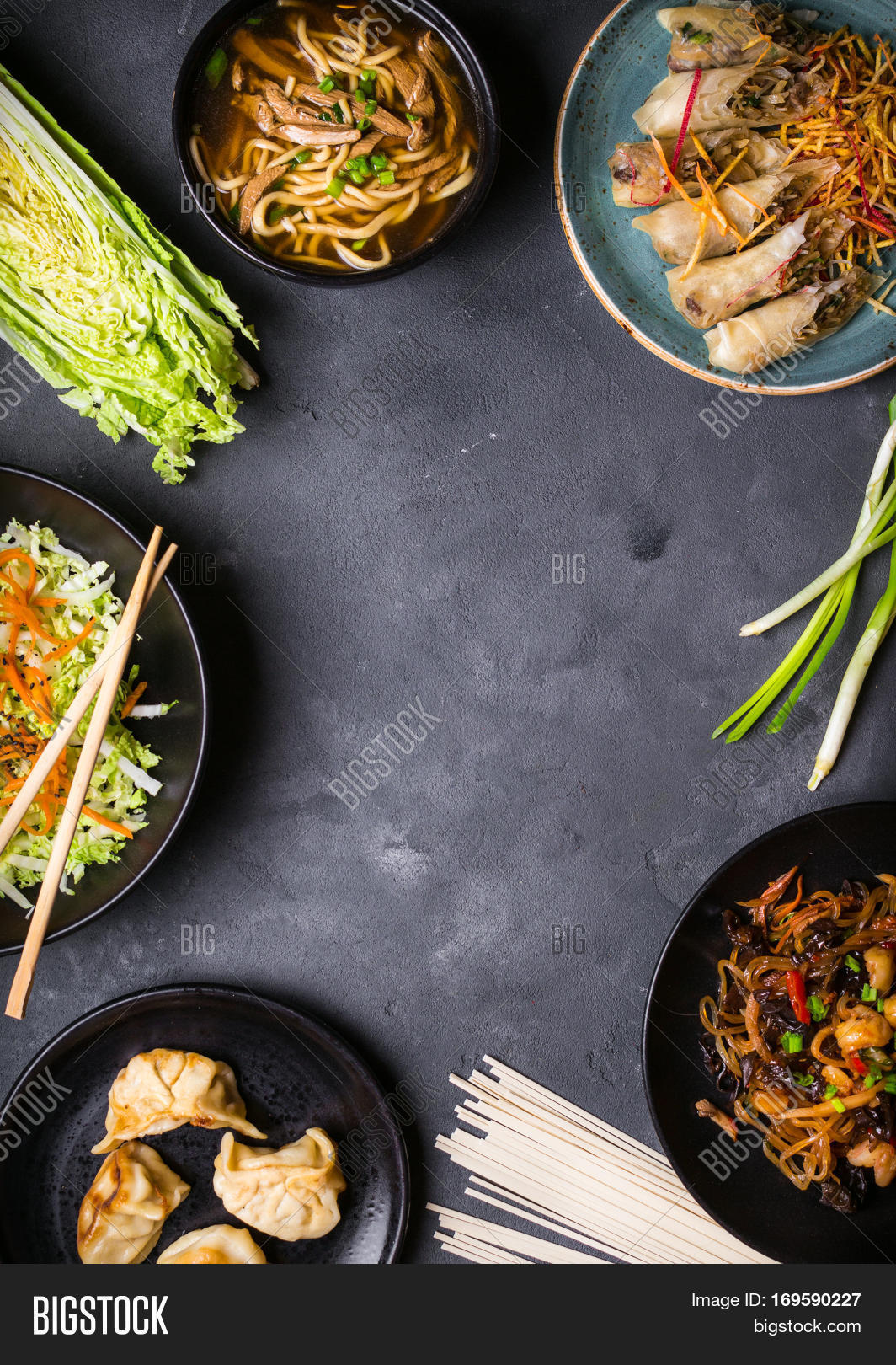 Chinese Food Image Photo Free Trial Bigstock