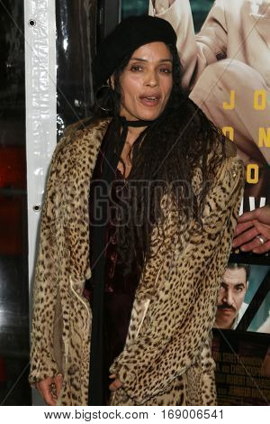LOS ANGELES - JAN 9:  Lisa Bonet at the