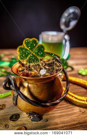St. Patrick's Day Concept