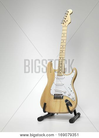 Guitar Stratocaster Type.