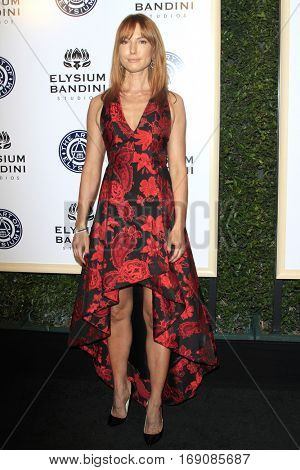LOS ANGELES - JAN 7:  Alicia Witt at the Art of Elysium 10th Annual Black Tie Heaven Gala at Red Studios on January 7, 2017 in Los Angeles, CA