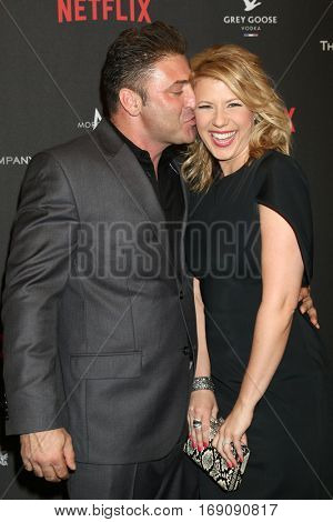 LOS ANGELES - JAN 8:  Guest, Jodie Sweetin at the Weinstein And Netflix Golden Globes After Party at Beverly Hilton Hotel Adjacent on January 8, 2017 in Beverly Hills, CA