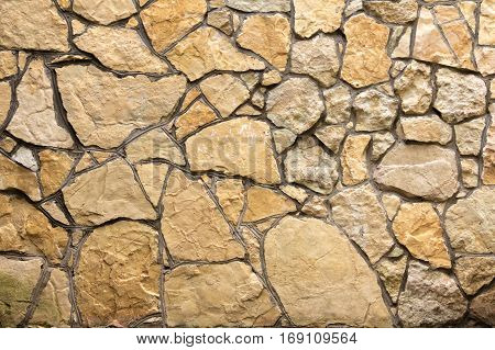 dolomite wall rocky texture. natural material concept