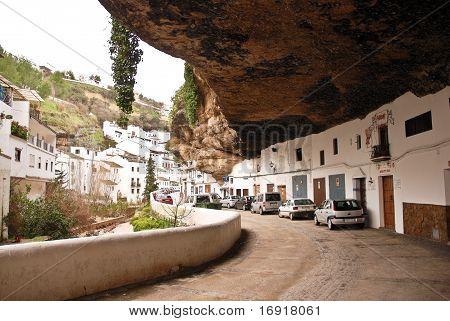 Setenil Village