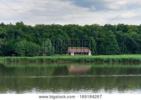 Beautiful Old farm in Sibiu on the lake