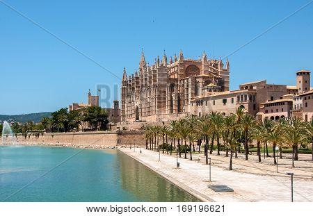 Catedral de Mallorca, Palma de Mallorca, Spain