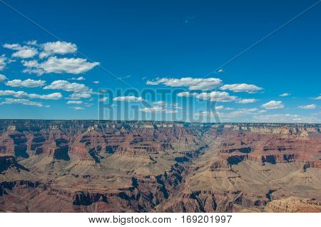 Grand Canyon national park from Mother Point, Arizona