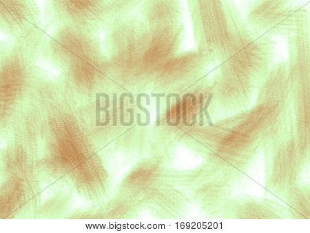Raster Drawn Abstract Background