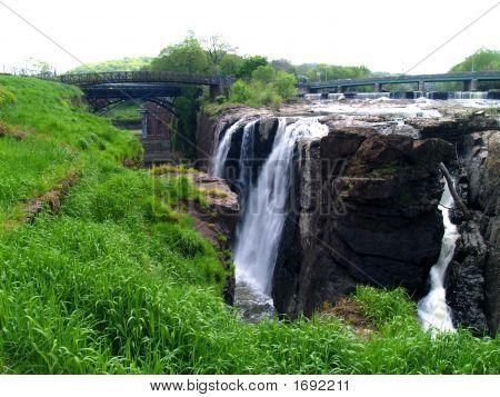 Cascadas-Great Falls, Paterson, Nj
