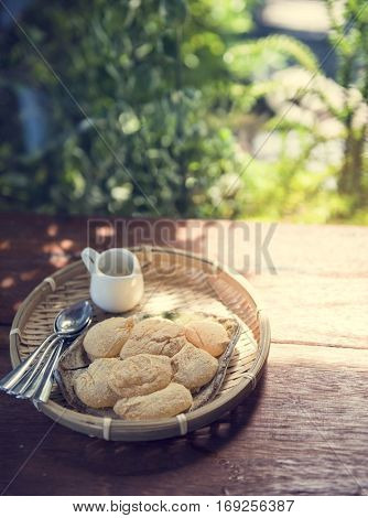 Creme Dessert Edible Homemade Pastry Recipe