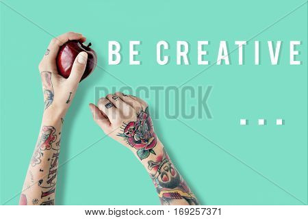 Creative Thinking Ideas Imagination Design Concept