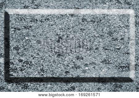 Monochromatic Texture Of Granite Surface