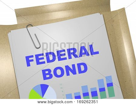 Federal Bond - Business Concept
