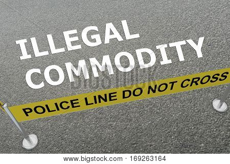 Illegal Commodity Concept